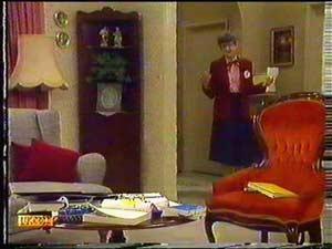 Nell Mangel in Neighbours Episode 0602