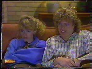Charlene Mitchell, Henry Ramsay in Neighbours Episode 0602
