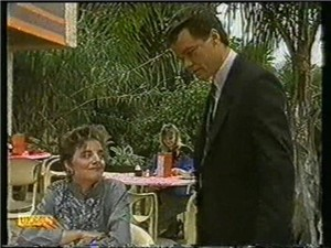 Gail Robinson, Paul Robinson in Neighbours Episode 0734