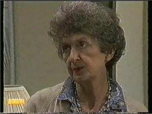 Nell Mangel in Neighbours Episode 0735