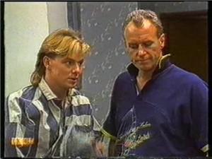 Scott Robinson, Jim Robinson in Neighbours Episode 0740