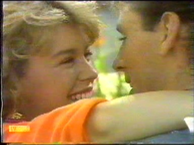 Steve Fisher, Charlene Robinson in Neighbours Episode 0743