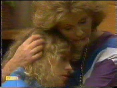 Madge Bishop, Charlene Robinson in Neighbours Episode 0743