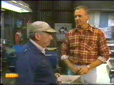 Rob Lewis, Jim Robinson in Neighbours Episode 0743