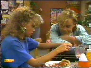 Charlene Robinson, Scott Robinson in Neighbours Episode 0743