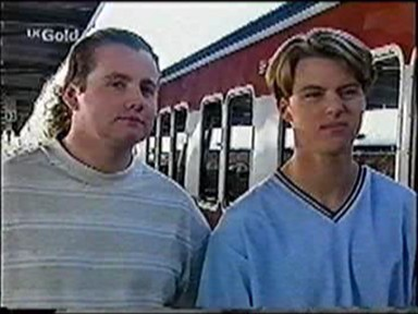 Toadie Rebecchi, Billy Kennedy in Neighbours Episode 2777