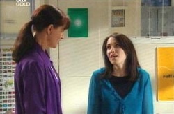Susan Kennedy, Libby Kennedy in Neighbours Episode 4212