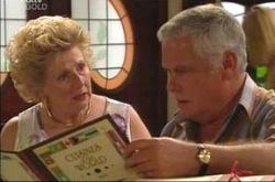 Valda Sheergold, Lou Carpenter in Neighbours Episode 4214