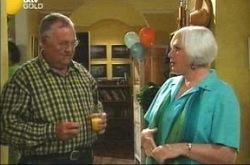 Harold Bishop, Rosie Hoyland in Neighbours Episode 4214