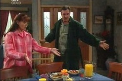 Karl Kennedy, Susan Kennedy in Neighbours Episode 4215