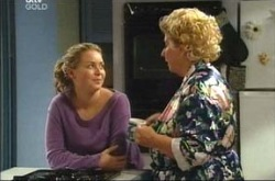 Michelle Scully, Valda Sheergold in Neighbours Episode 4215
