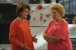Lyn Scully, Valda Sheergold in Neighbours Episode 4215