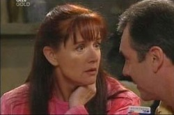 Susan Kennedy, Karl Kennedy in Neighbours Episode 4215