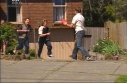 Toadie Rebecchi, Boyd Hoyland, Stuart Parker in Neighbours Episode 4215
