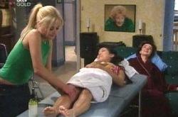 Dee Bliss, Lori Lee, Lyn Scully in Neighbours Episode 4217