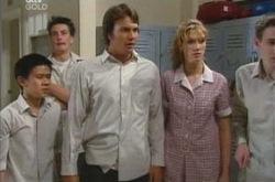 Taj Coppin, Nina Tucker in Neighbours Episode 4217