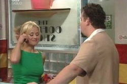 Toadie Rebecchi, Dee Bliss in Neighbours Episode 4217