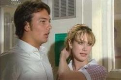 Taj Coppin, Nina Tucker in Neighbours Episode 4218