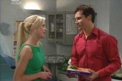 Darcy Tyler, Dee Bliss in Neighbours Episode 4218