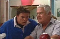 Joe Scully, Lou Carpenter in Neighbours Episode 4219