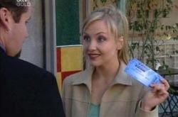 Toadie Rebecchi, Sindi Watts in Neighbours Episode 4219