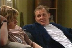 Boyd Hoyland, Max Hoyland in Neighbours Episode 4220