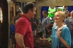 Karl Kennedy, Candace Barkham in Neighbours Episode 4221
