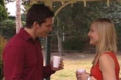 Darcy Tyler, Sindi Watts in Neighbours Episode 4222