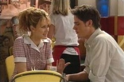Nina Tucker, Jack Scully in Neighbours Episode 4222