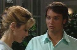 Nina Tucker, Taj Coppin in Neighbours Episode 4222