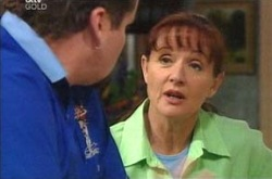 Toadie Rebecchi, Susan Kennedy in Neighbours Episode 4223
