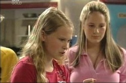 Jacinta Martin, Heather Green in Neighbours Episode 4225