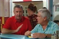 Gino Esposito, Lou Carpenter in Neighbours Episode 4226