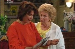 Lyn Scully, Valda Sheergold in Neighbours Episode 4226