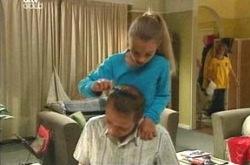 Summer Hoyland, Max Hoyland, Boyd Hoyland in Neighbours Episode 4227