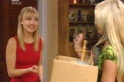 Dee Bliss, Sindi Watts in Neighbours Episode 4227
