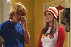 Boyd Hoyland, Heather Green in Neighbours Episode 4227