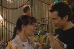 Susan Kennedy, Darcy Tyler in Neighbours Episode 4227
