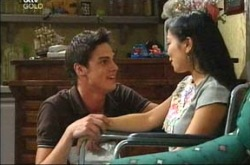 Jack Scully, Lori Lee in Neighbours Episode 4228