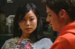 Jack Scully, Lori Lee in Neighbours Episode 4229