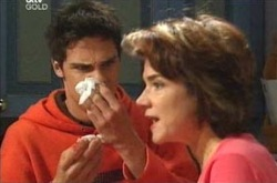 Jack Scully, Lyn Scully in Neighbours Episode 4229