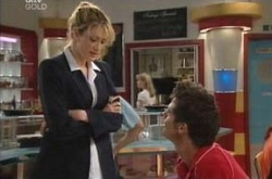 Nina Tucker, Jack Scully in Neighbours Episode 4229