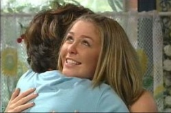 Lyn Scully, Michelle Scully in Neighbours Episode 4230