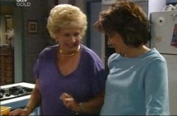 Valda Sheergold, Lyn Scully in Neighbours Episode 4230