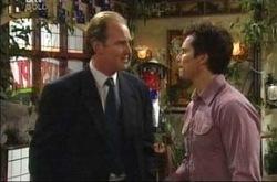 James Atkinson, Darcy Tyler in Neighbours Episode 4230