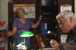 Valda Sheergold, Lou Carpenter in Neighbours Episode 4230