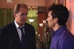 James Atkinson, Darcy Tyler in Neighbours Episode 4231