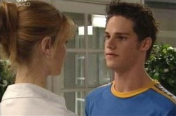 Jack Scully, Nina Tucker in Neighbours Episode 4231