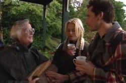 Nancy Bliss, Dee Bliss, Darcy Tyler in Neighbours Episode 4232
