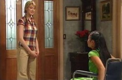 Nina Tucker, Lori Lee in Neighbours Episode 4233